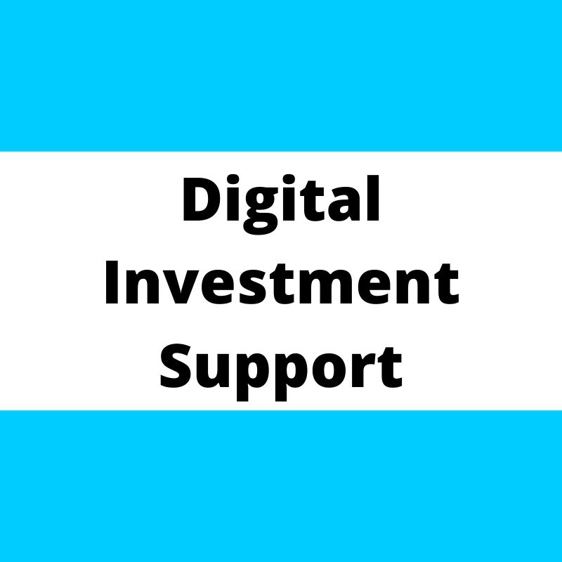Digital Investment Support