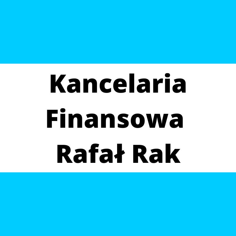 Kancelaria Finansowa Rafał Rak